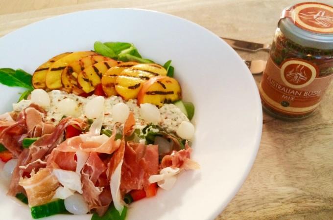 recept maaltijdsalade voor mannen