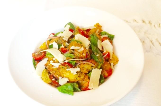 recept panzanella